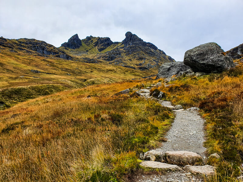The Cobbler best day walk in Scotland