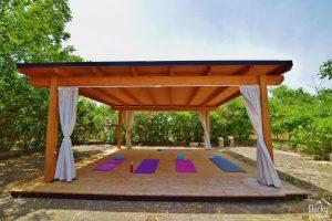 Yoga Class - The Aia, Nardo, Italy
