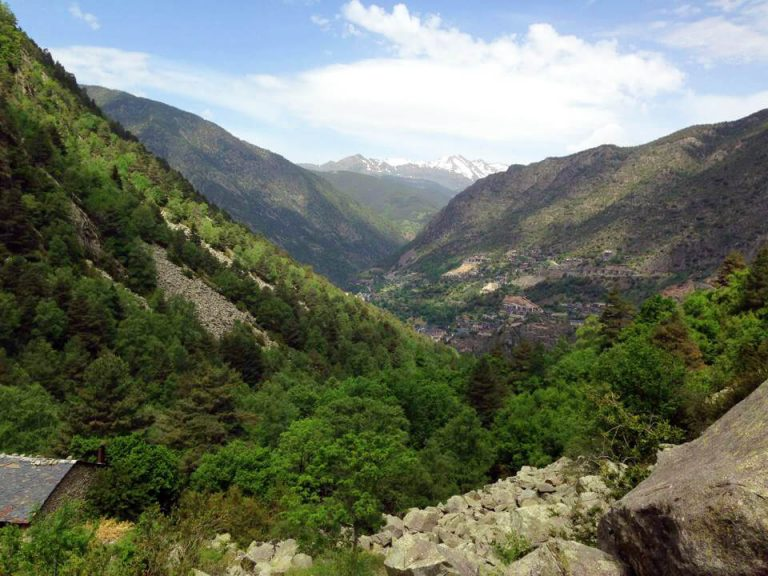 Andorra - best places to hike in Europe
