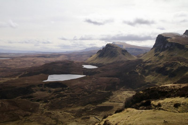 Best place to hike in Europe - Isle of Skye