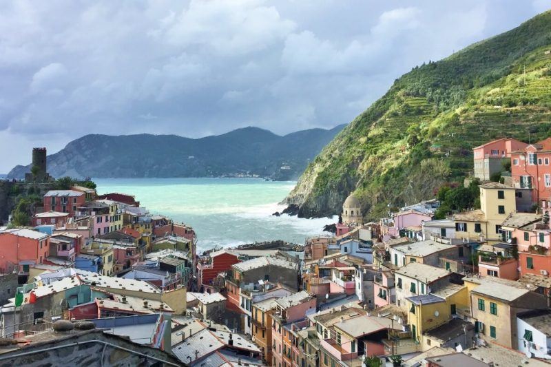 Best places to hike in Europe - Cinque Terre