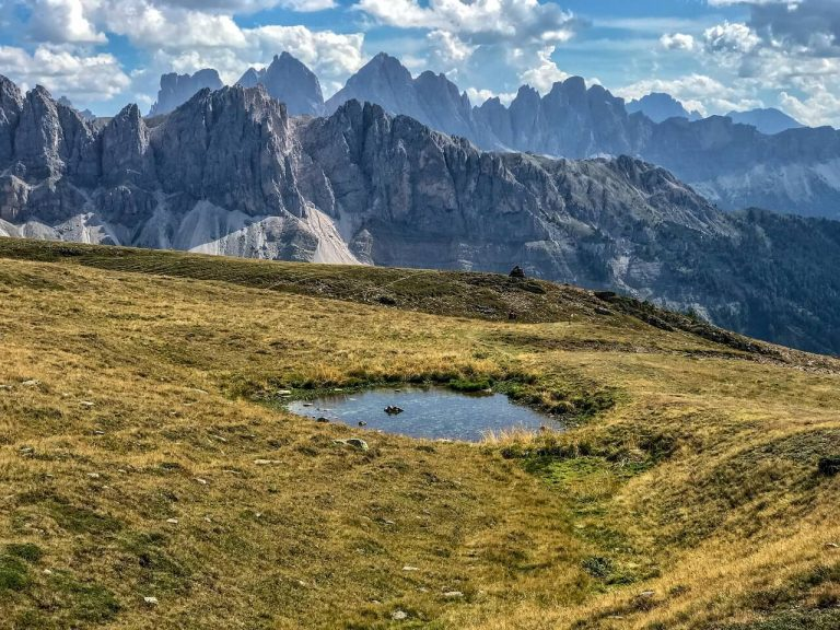 Best places to hike in Europe - South Tyrol