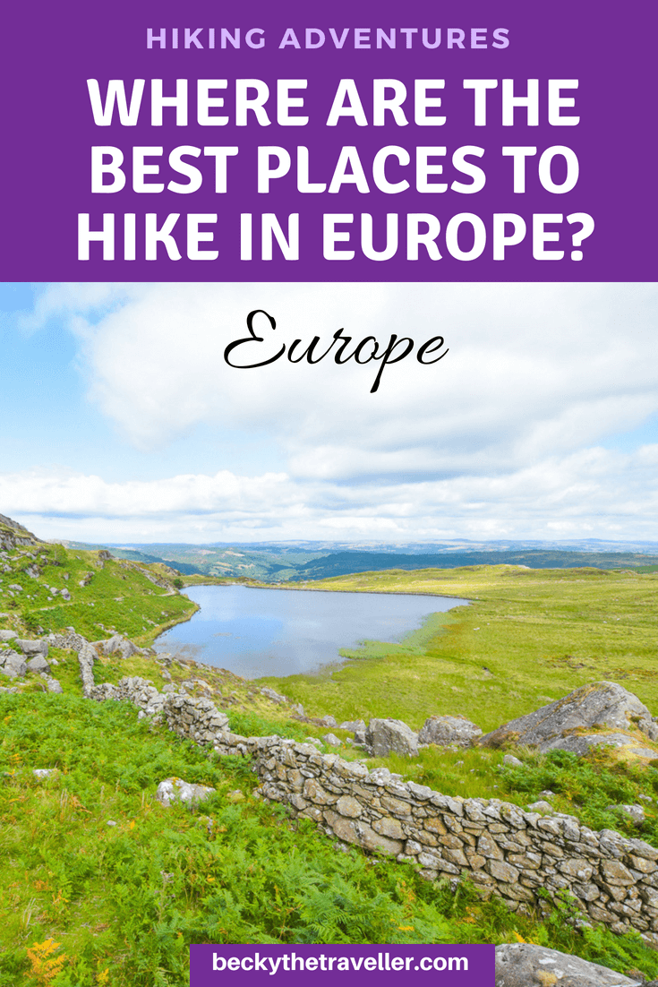 Best walks in Europe