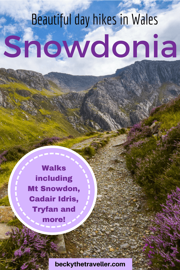 Best walks in Snowdonia, Wales