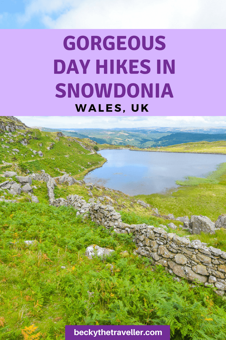 Best walks in Snowdonia, Wales