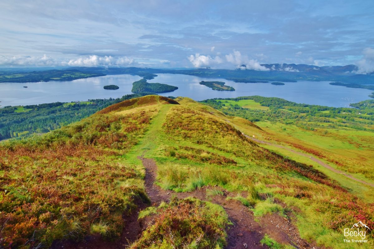 Scotland, UK - Conic Hill