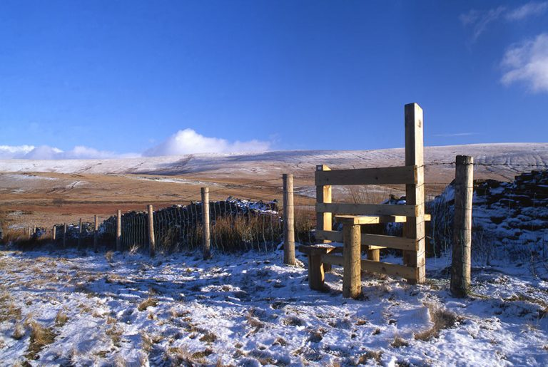 Fforest Fawr in Brecon Beacons - best places to hike in Europe