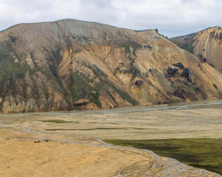 Hiking in Landmannalauger Iceland - Best hiking destinations in Europe