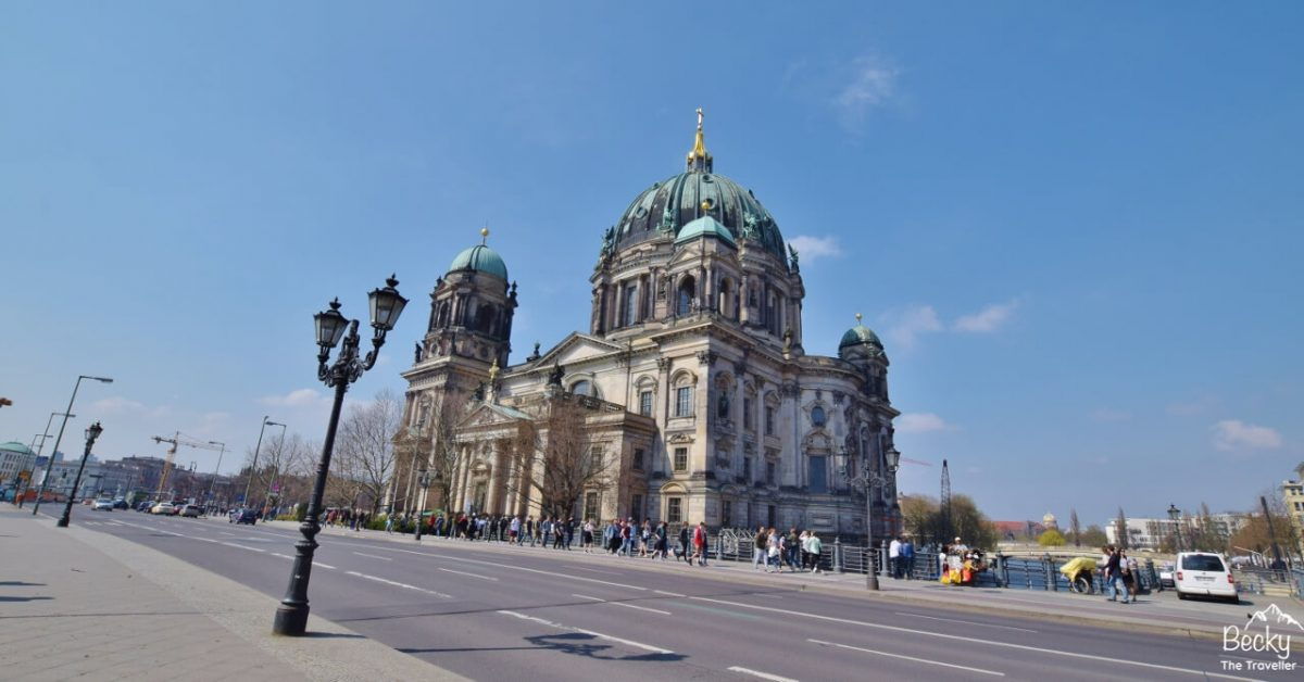 Berliner Dom - A must-see thing to do in Berlin