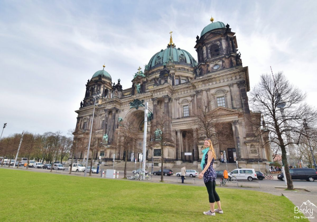 Berliner Dom - Berlin itinerary day 1
