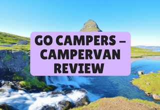 Go Campers - camper van review