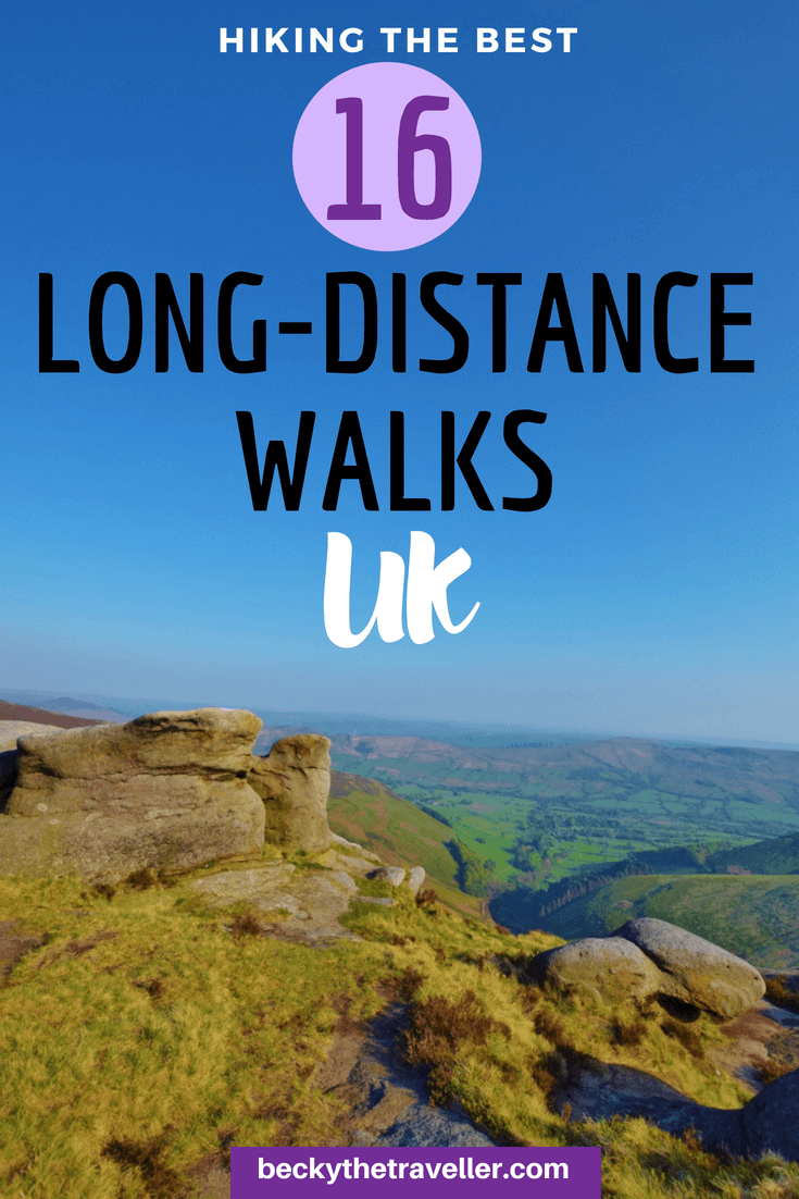 Best long-distance walks in the UK