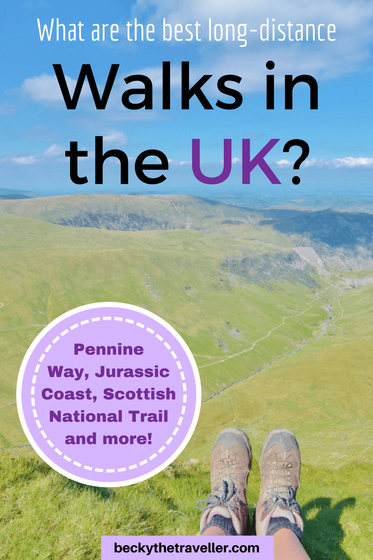 Best long-distance walks in the UK 1