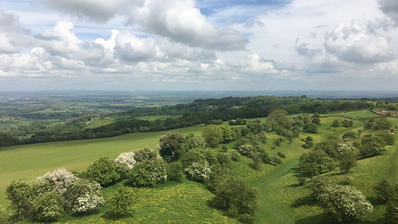 Cotswolds Way - long distance hike UK