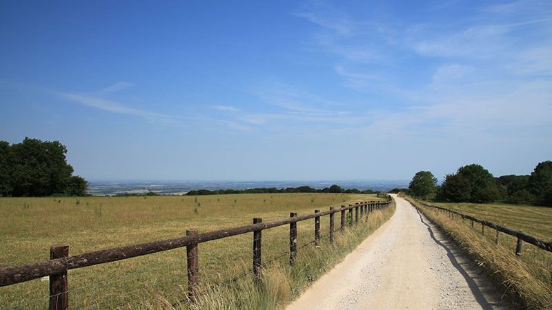 Cotswolds Way - long distance hike UK (2)