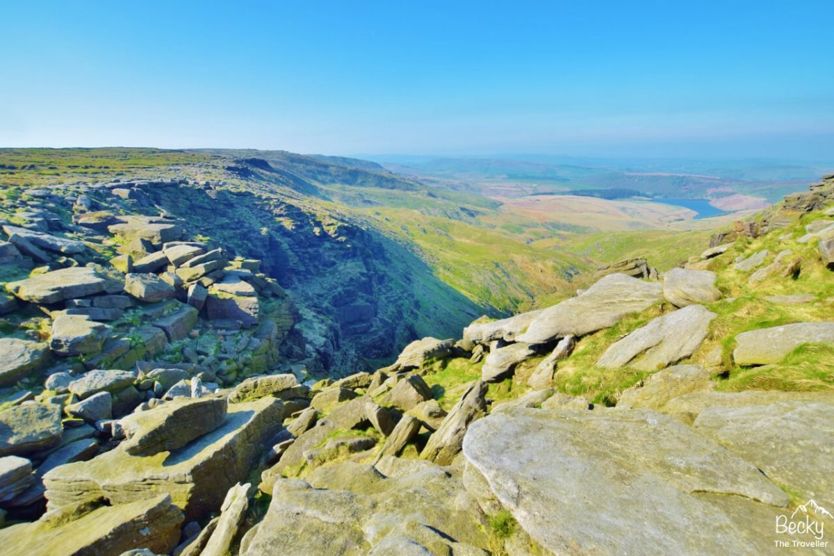 Pennine Way - Peak District - Edale - long-distance hike