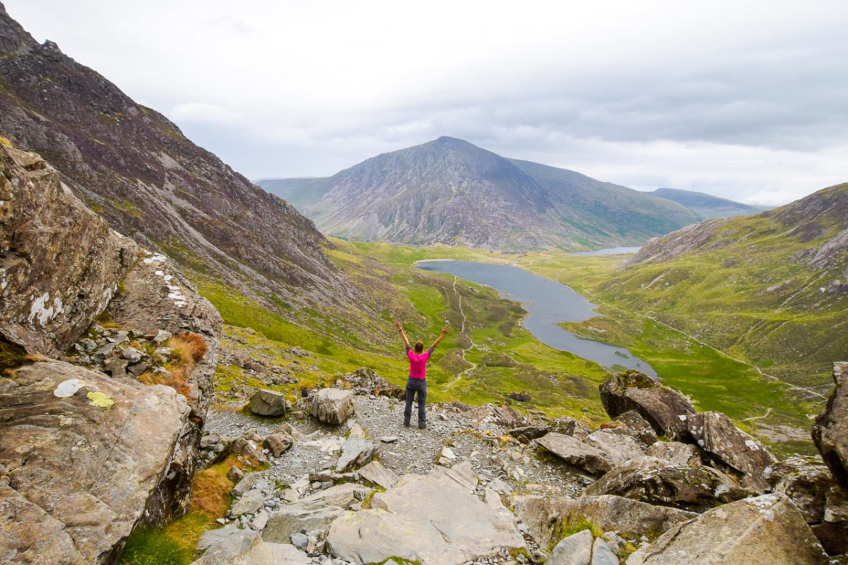 Best gift ideas for hikers - Snowdonia