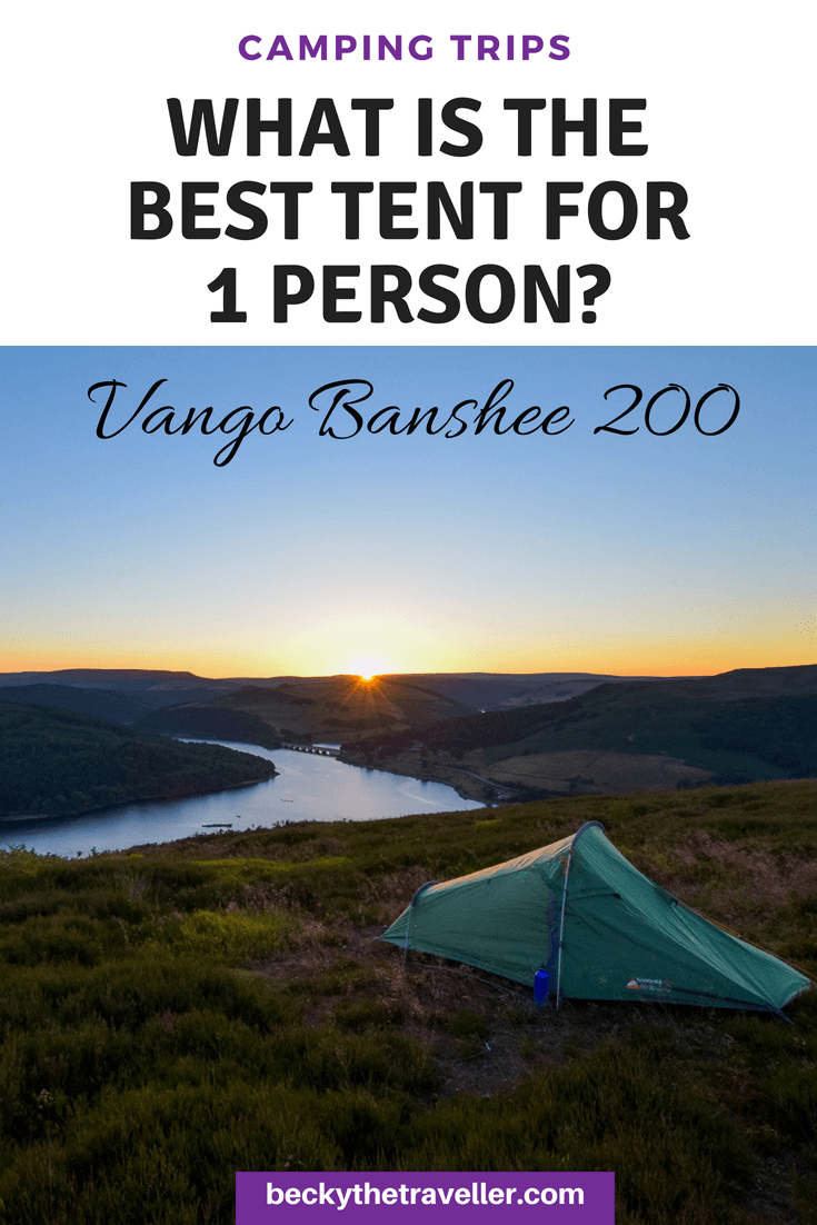 Vango Banshee 200 review - 2-man tent