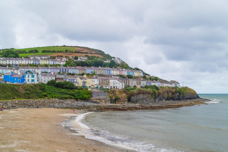 Best places to visit in Wales - New Quay