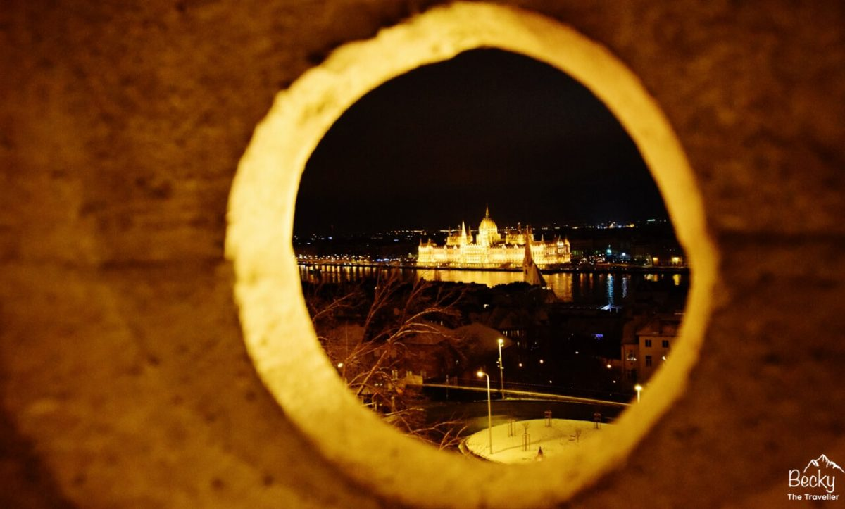 Budapest Houses of Parliament