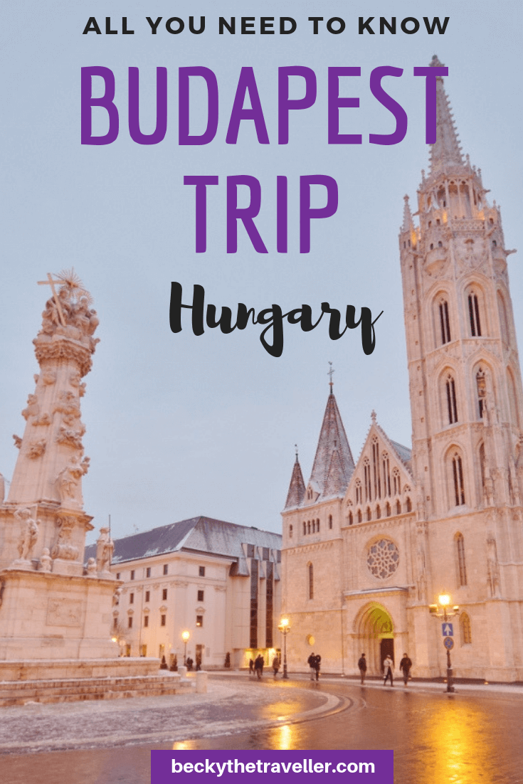 Budapest Hungary - All you need to know, planning and things to do