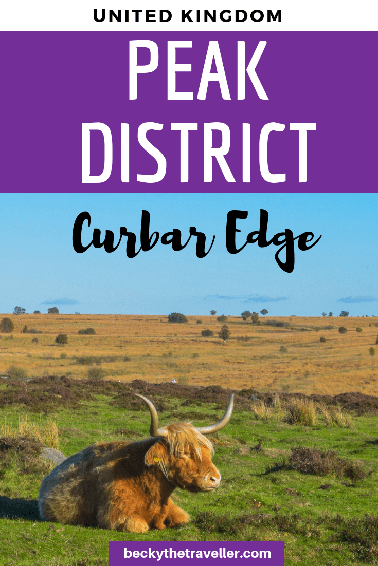 Curbar Edge + Froggatt Edge Walk - Peak District
