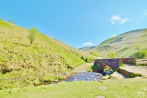 Jacob's Ladder walk from Edale
