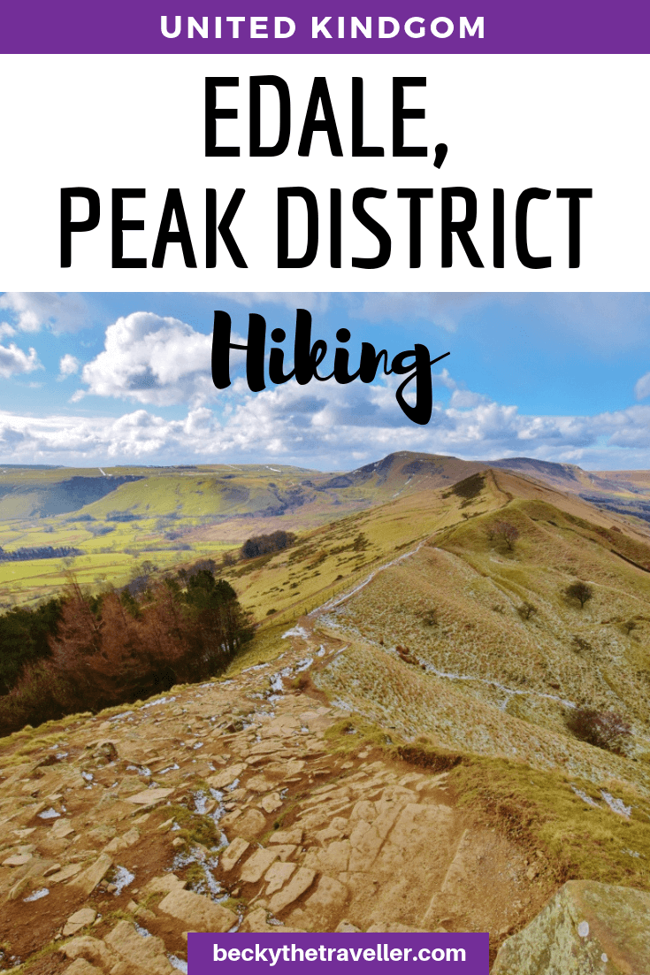 Edale walks in the Peak District