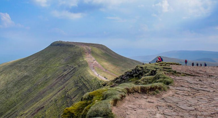 Pen Y Fan - Brecon Beacons, best place to visit in Wales-2-2