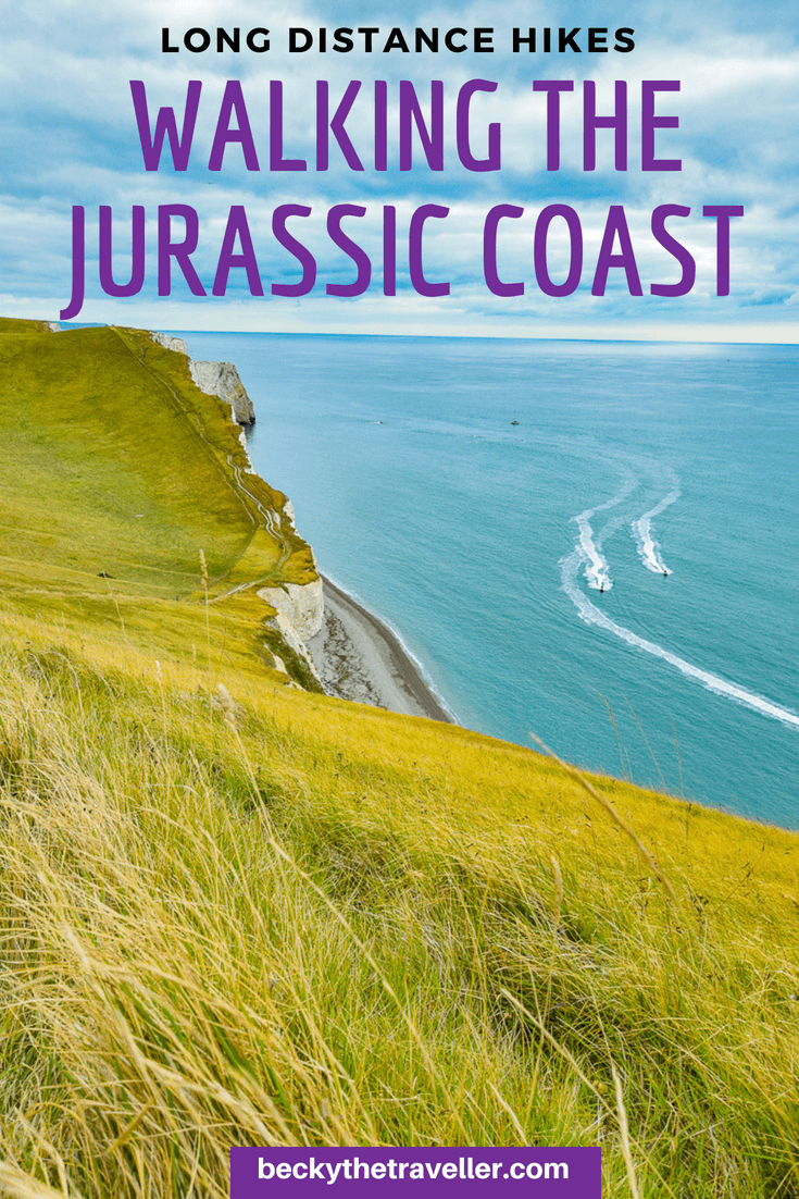 Walking Jurassic Coast
