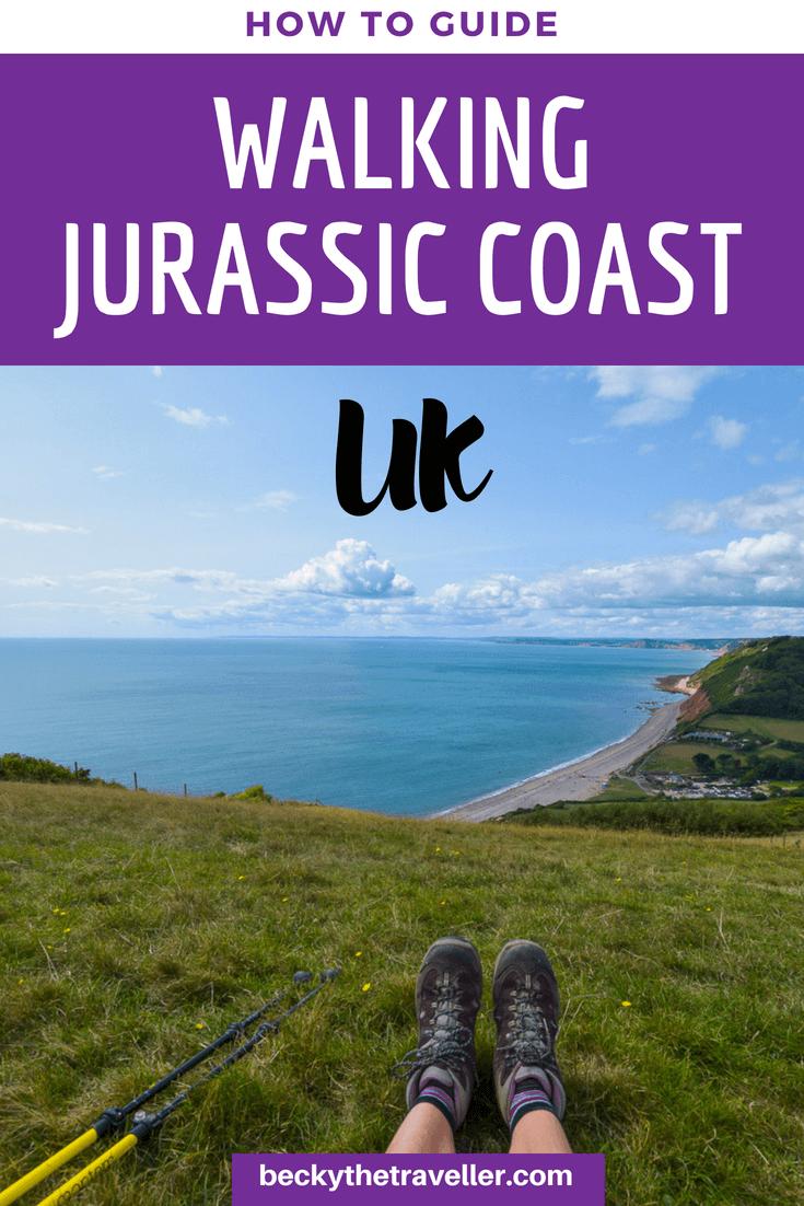 Walking Jurassic Coast