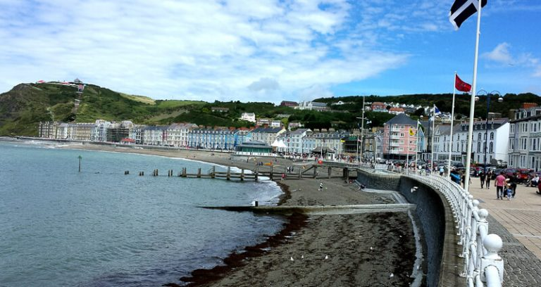 aberystwyth_wales_promenade_Best places to visit in Wales-2-2