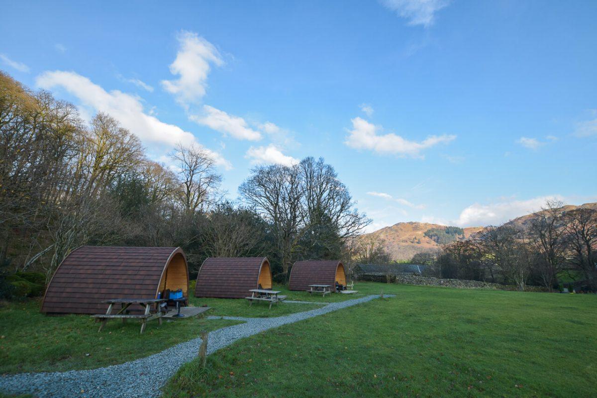 YHA Borrowdale Youth Hostel Lake District
