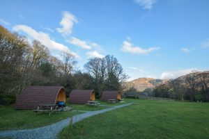 YHA Borrowdale Youth Hostel Lake District