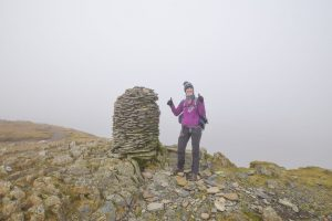 Dale Head, Lake District - Smartphone navigation