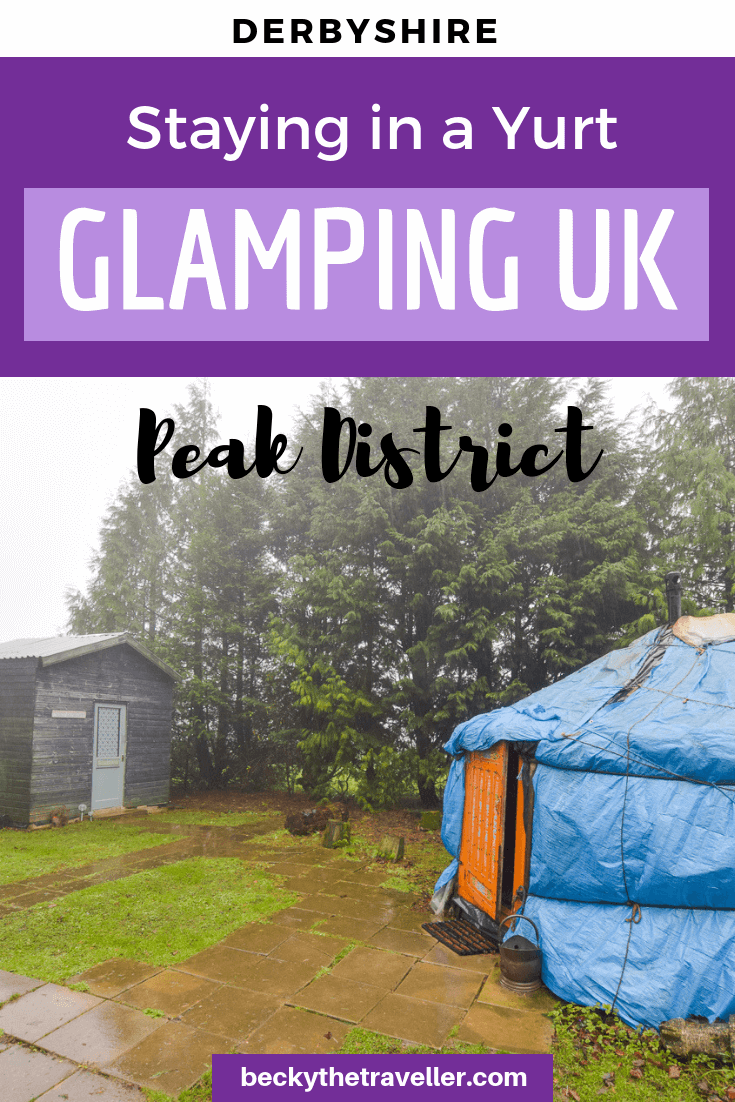 Yurt Glamping Peak District