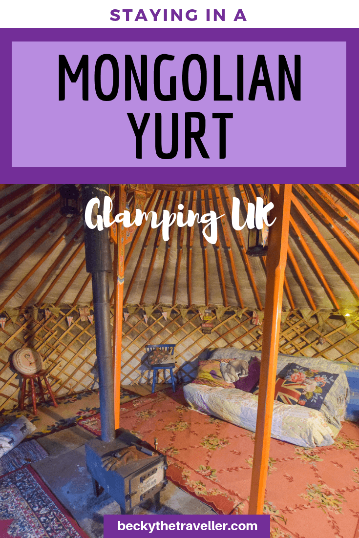 Yurt Glamping Peak District-