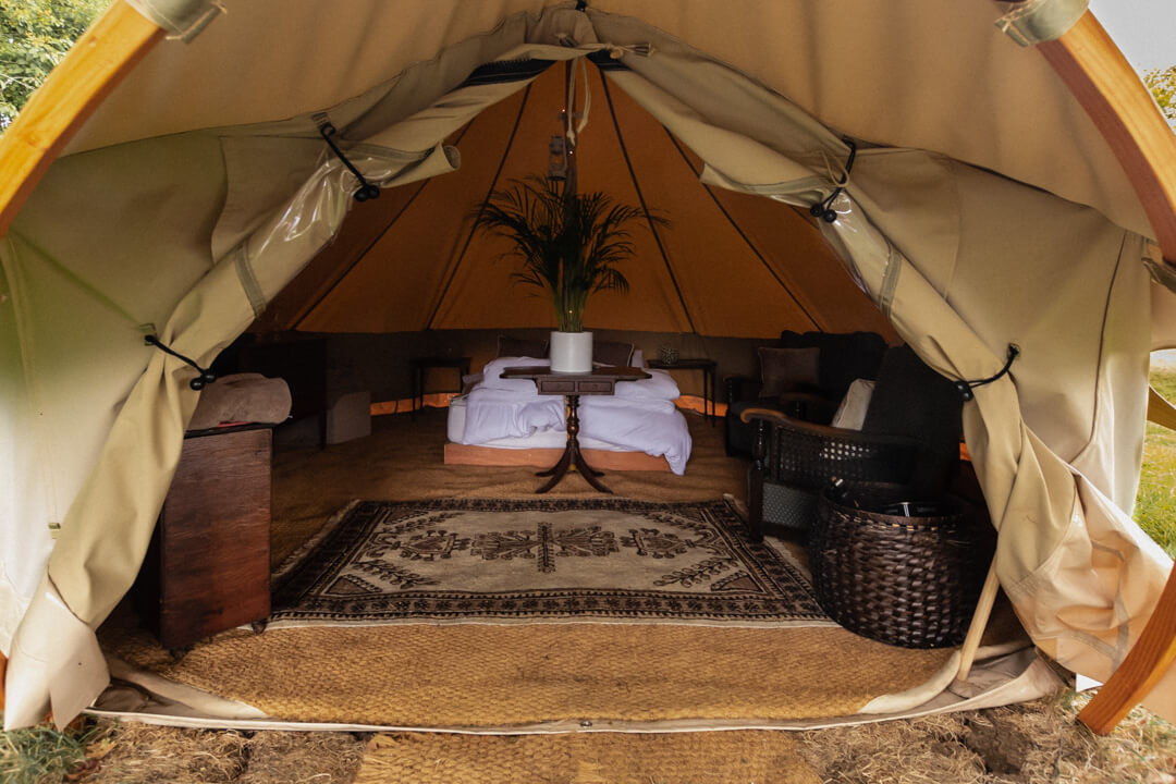 Best Glamping Places in UK - Field 725
