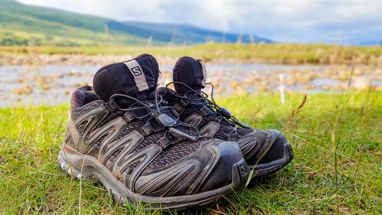 Salomon XA Pro Hiking Shoes