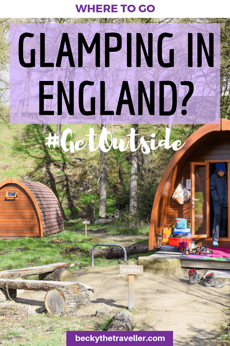 Where to go glamping in England
