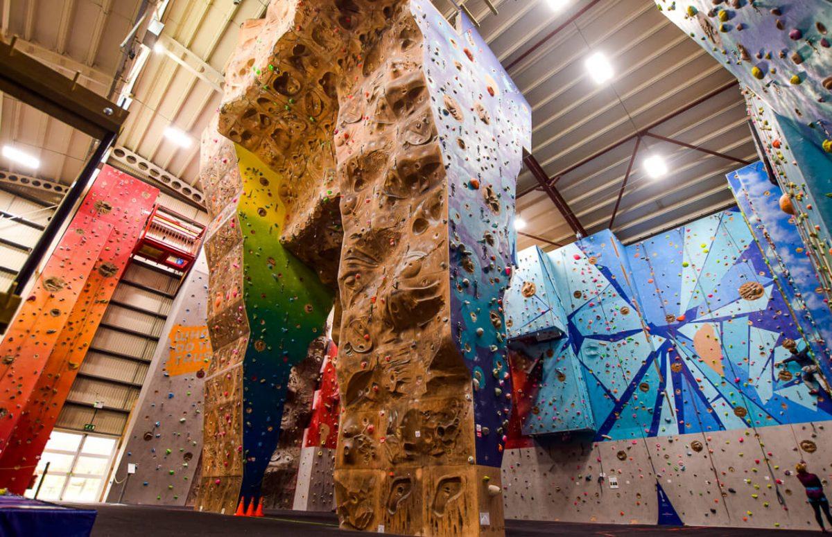 Summit Centre - Rock UK Climbing - Indoor Centre
