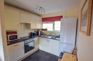 Kitchen Parkwood Outdoor Dolygaer Activity Centre Cottage