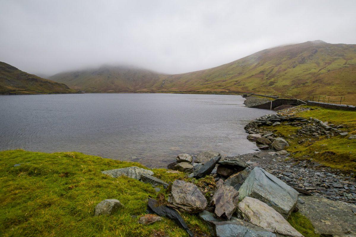 Kentmere Reservoir walk, Lake District