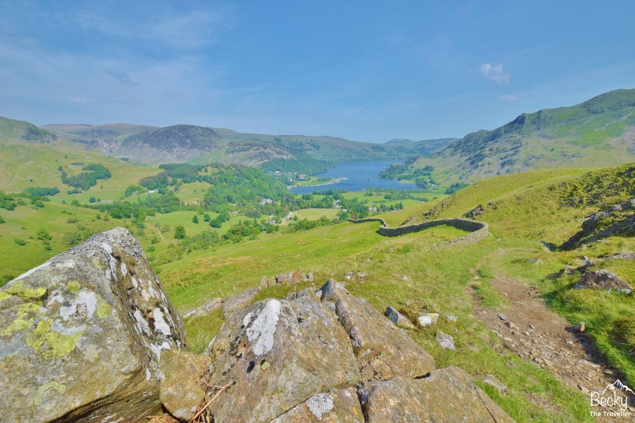 Arnison Crag - Lake District