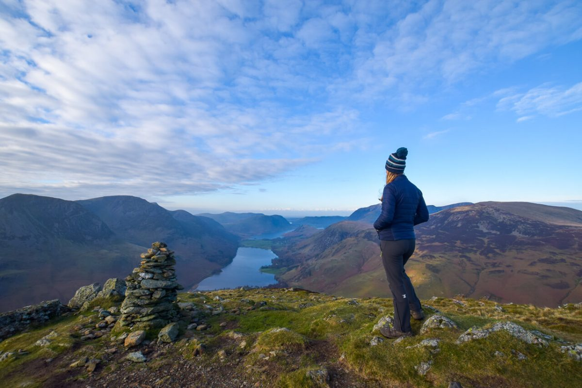 Fleetwith Pike - Best hikes in Lake District
