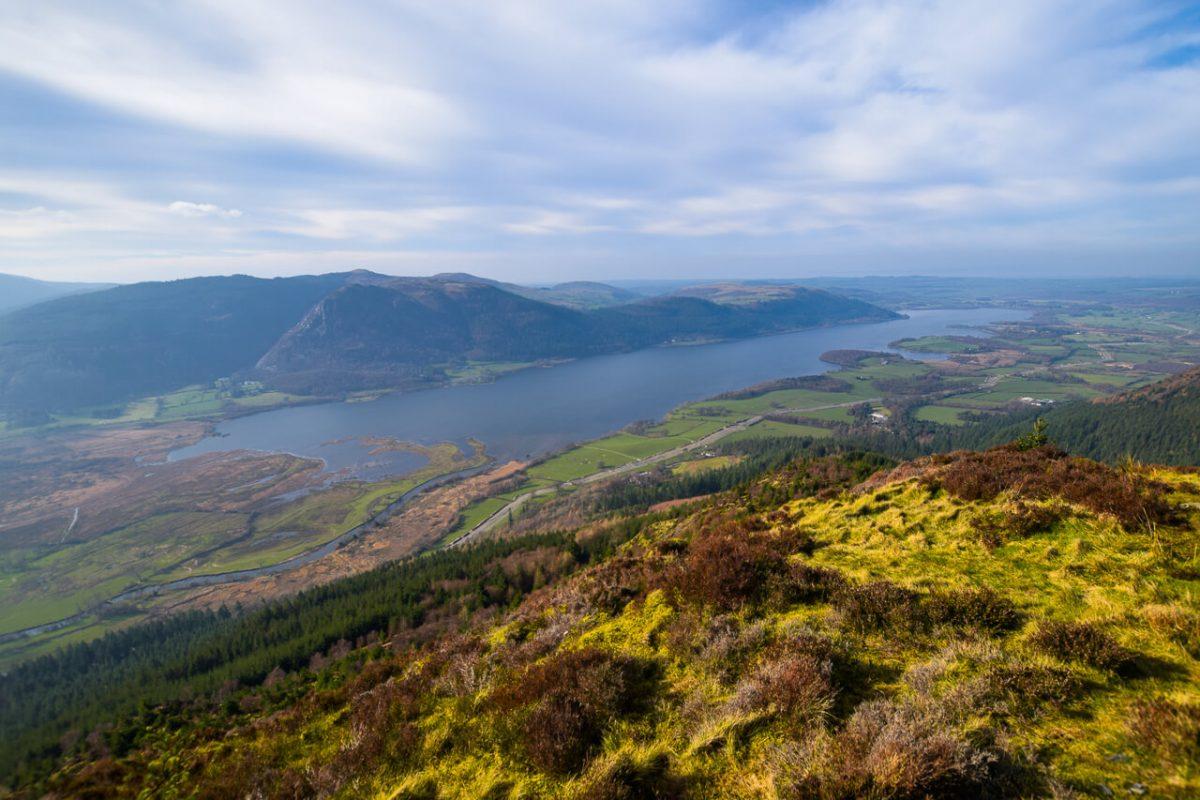 Dodd best short Circular Walk, Lake District
