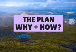 E2W Challenge - The Plan