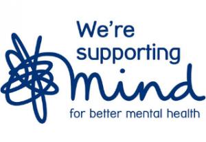 Mind Charity logo E2W Challenge