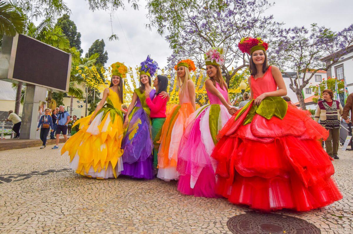 Funchal Madeira Flower Festival