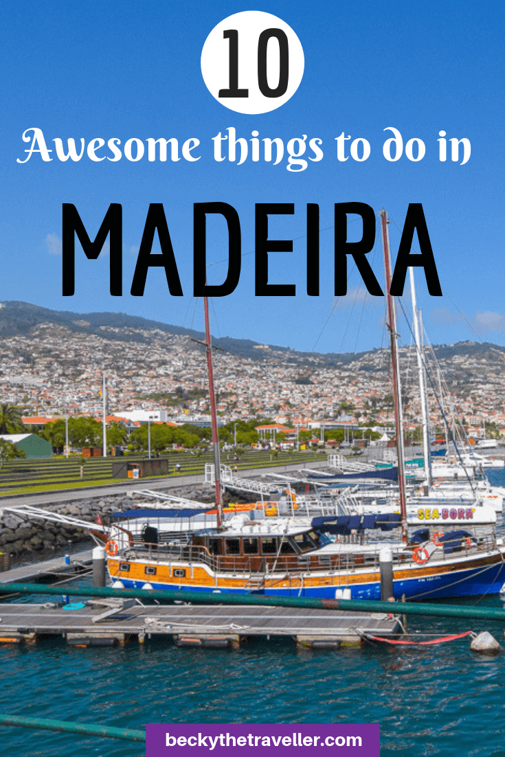 Things to do in Madeira Portugal 5